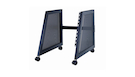 QUIKLOK RS/510 EU Supporto per rack da 10 unit