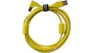 UDG U95006yl - Ultimate Audio Cable  Usb 2.0 A-b Yellow Angled 3m