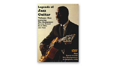 Legend of Jazz Guitar - Vol. 1 (DVD)