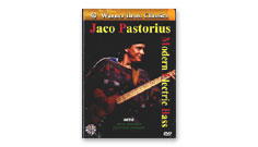 Jaco Pastorius - Modern Electric Bass (DVD)