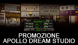 Apollo Rack Dream Studio - fino a 3500 euro di plug-in GRATIS!