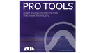 AVID Pro Tools 1 Year Subscription Renewal - Edu Institution
