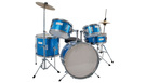 Batteria Acustica Junior Blu