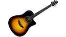 CRAFTER HD100CE OP Vintage Sunburst
