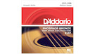 D'ADDARIO EJ17 Phosphor Bronze Acoustic Guitar Strings Medium - 013/056
