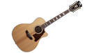 D'ANGELICO Excel Fulton Natural
