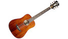 D'ANGELICO Premier Utica Arched Back Natural Mahogany