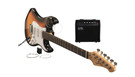 DARESTONE ELGKITSB Guitar Kit Sunburst