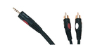 DIE HARD Cavo Jack Stereo 3.5mm - 2 RCA 1.8mt