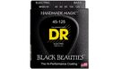 DR STRINGS BKB5-45 Black Beauties