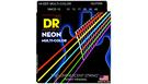 DR STRINGS MCE-10 Muti-Color Medium