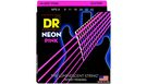 DR STRINGS NPE-9 Neon Hi-Def Pink Electric