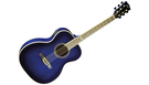 EKO NXT 018 EQ Blue Sunburst