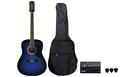 EKO Ranger 6 Pack Blue Sunburst