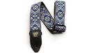 ERNIE BALL 4165 Jacquard Guitar Strap Tribal Blue