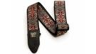 ERNIE BALL 4167 Jacquard Guitar Strap Persian Gold
