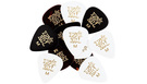 ERNIE BALL 9178 Assorted Color Cellulose Picks Medium (12 pcs)