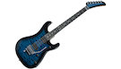 EVH 5150 Deluxe FR EB Quilted Maple Transparent Blue Burst