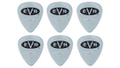 EVH Signature Picks Gray/Black 0.88mm