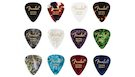 FENDER 351 Shape Celluloid Medley Extra Heavy 12 Picks