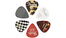 FENDER 351 Shape Material Medley Heavy 6 Picks