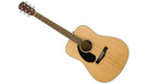 FENDER CD60S LH Natural (mancina)