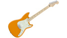 FENDER Duo-Sonic MN Capri Orange