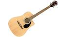 FENDER FA125CE Dreadnought WN Natural