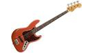 FENDER Jazz Bass Road Worn RW Fiesta Red