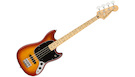 FENDER Player Mustang Bass PJ MN Sienna Sunburst