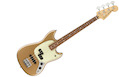 FENDER Player Mustang Bass PJ PF Firemist Gold