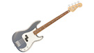 FENDER Player Precision Bass PF Silver