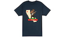 FENDER Rocks Cali T-Shirt Navy L