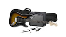 FENDER Squier Affinity Stratocaster HSS Pack 15G Brown Sunburst