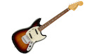 FENDER Vintera 60s Mustang PF 3-Color Sunburst