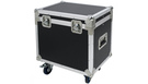 Flight Case Professionale Multifunzione 600x400x500