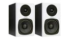 FOSTEX Pm0.4c Personal Active Speaker White (coppia)