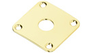 GIBSON Metal Jack Plate (Gold)