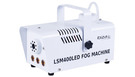 IBIZA LSM400LED White Mini Fog Machine with Led