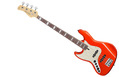 MARCUS MILLER V7 Alder 4 BMR Bright Metallic Red (Left Hand)