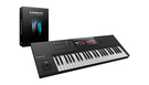 NATIVE INSTRUMENTS Kontrol S49 MK2 + Komplete 11 Ultimate