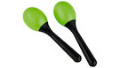 NINO PERCUSSION Nino 569GG Maracas Green