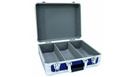 OMNITRONIC CD Case Digital Booking per 90 CD - Blue