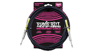 ERNIE BALL 6048 Cavo PVC Black 3 m