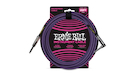 ERNIE BALL 6069 Cavo Braided Purple 7,62 m