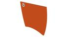 PALLADIO 10 Standard Side - Red Orange