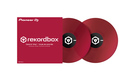 PIONEER Rekordbox Control Vinyl (Coppia) - Red