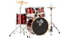 TAMBURO T5P20 RSSK Red Sparkle