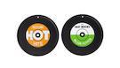 ROCKET Greatest Hots - Pot Mitts Orange/Green (set da 2)