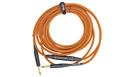 ORANGE Twister Cable Instrument Jack - Jack 6m